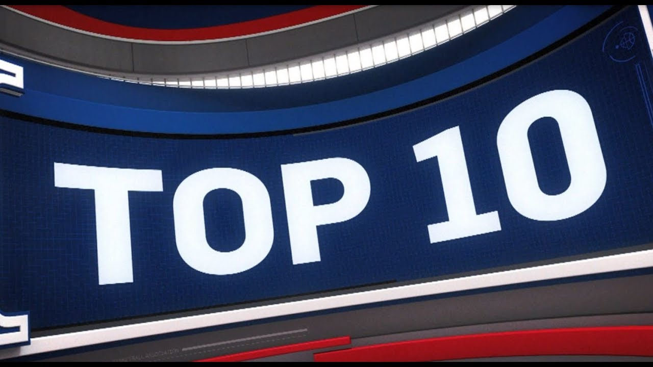 Top 10 Plays of the Night: December 23, 2017
