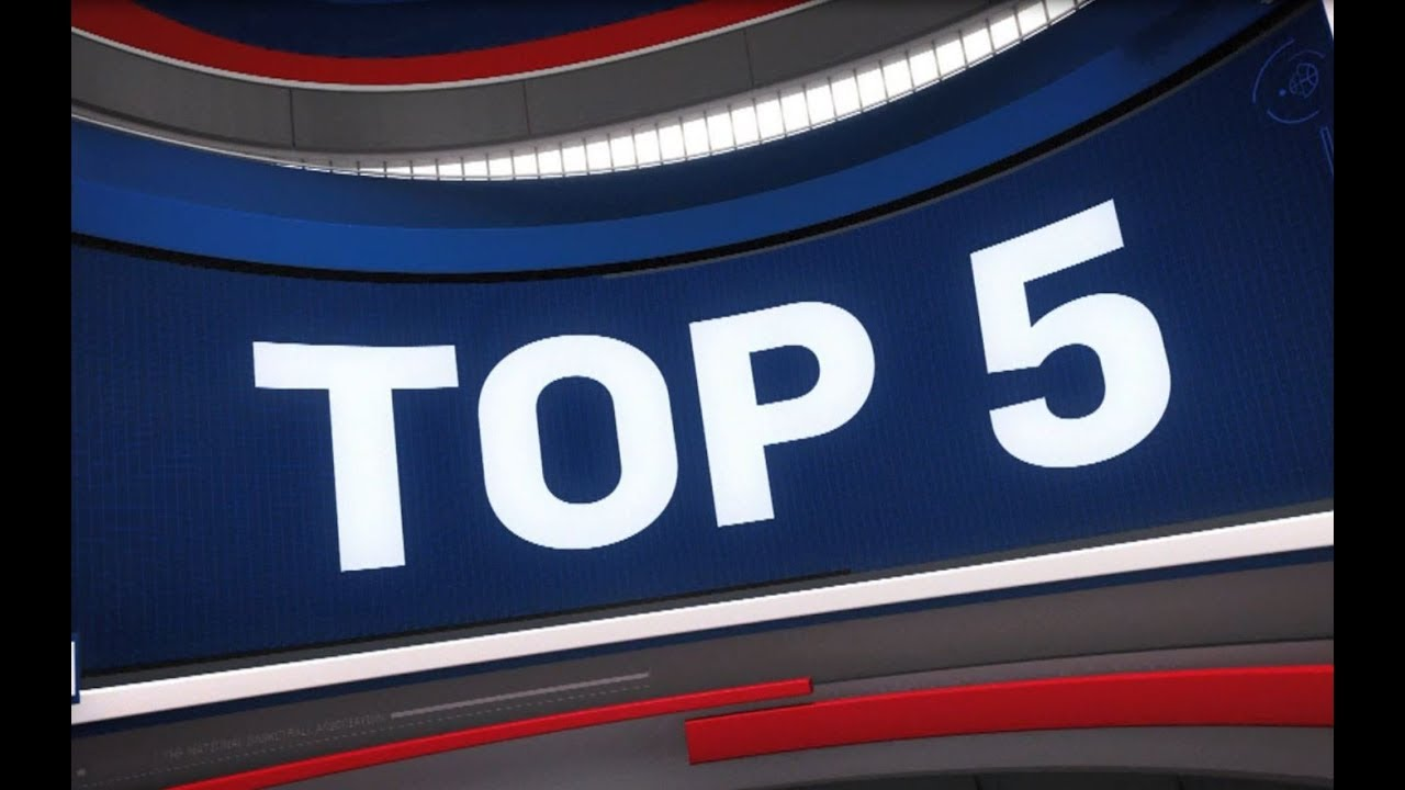 Top 5 Plays of the Night: December 28, 2017