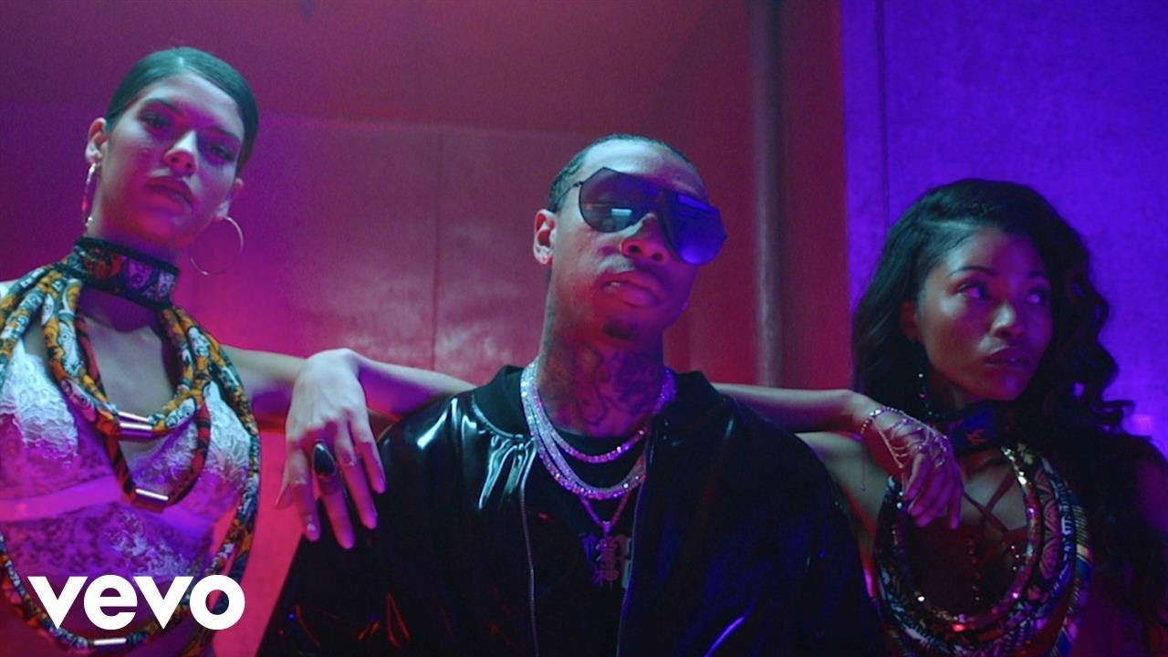 Tyga - Mercedes Baby (Official Video) ft. 24hrs
